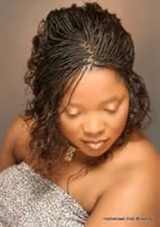 Kids And Adults Afro Caribbean Hair Styling European Hair Extensions
